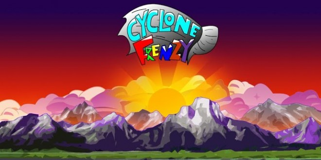 Cyclone Frenzy!