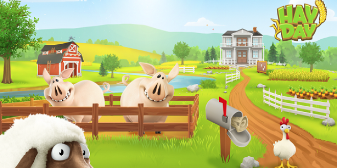 Hay Day : The fun of farming just began – Android Game Reviewed