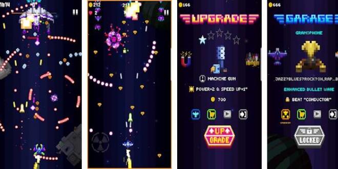 Space War – 2D Pixel Retro Shooter review