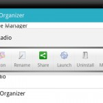 Folder Organizer android app review