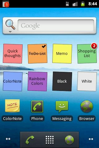 android notepad apps