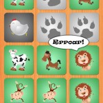 android app review of Kids match'em