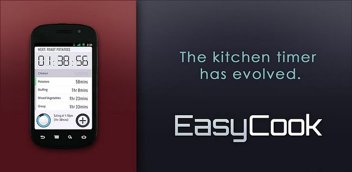 cooking timer app for android