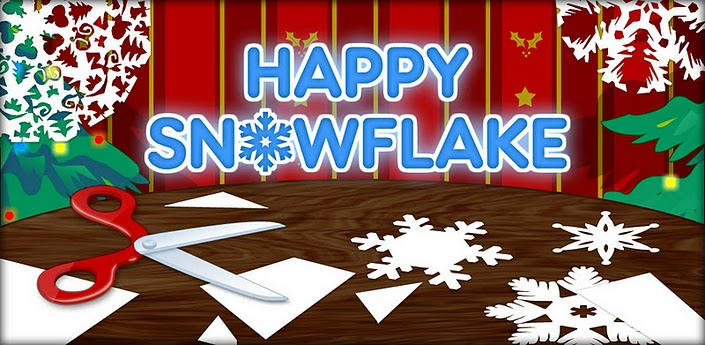 Android app review Happy Snowflake