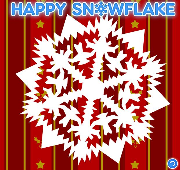 Happy Snowflake public shared