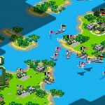 Tropical Stormfront android strategy game review