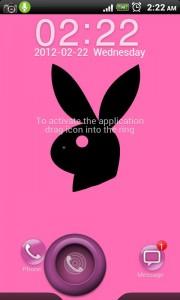 Bunny theme for Go Locker
