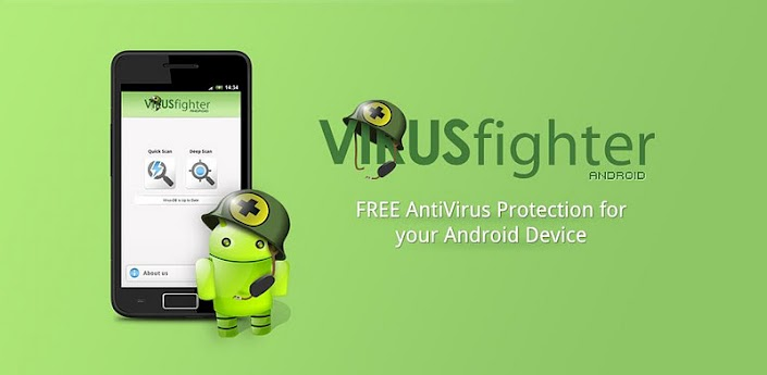 VirusFighter Anti-Virus review
