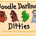 Doodle Darlings Ditties android app review