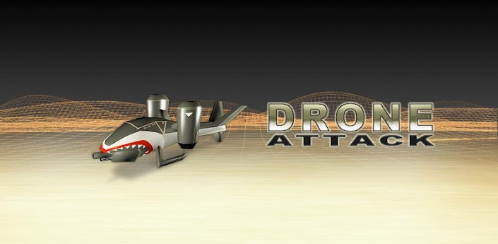 Drone attack android game review