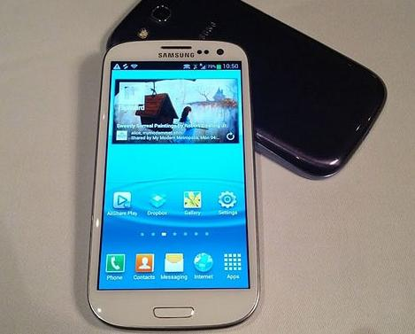 samsung galaxy s III pictures