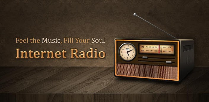 internet radio for android