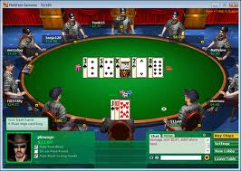Gambler traduction poker