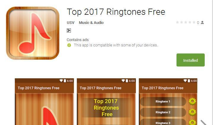 Top 2017 Ringtones Free Reviewed « Android app reviews game