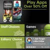 Google Play universal update brings more fun, more play with discounted apps