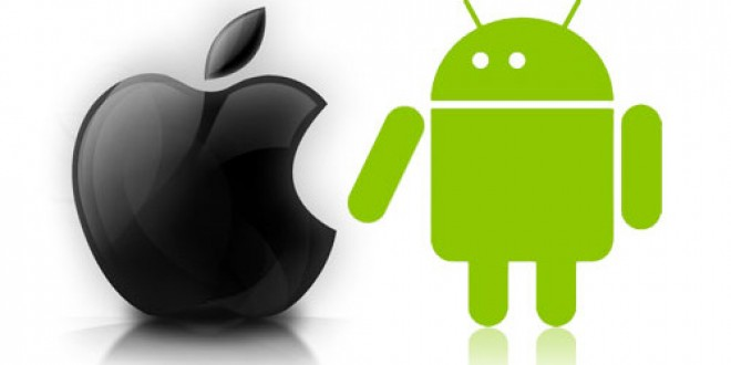 What do you prefer , Android or iPhone ?