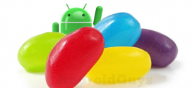 """Android 5.0 JellyBean """"Rumored"""" To Be Just a Few Months Away."""