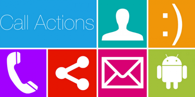 Call Actions