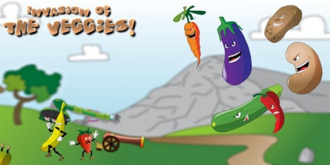 Invasion of the Veggies