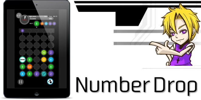 [FinePuzzle]Number Drop : Ready to race with numbers ?