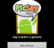 pic say pro android application review