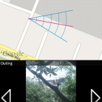 Android app review of GeoCam