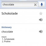 Android app review - Google translate