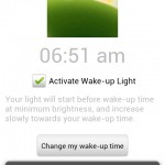 wake-up light android app review