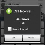 working call recorder