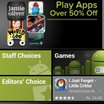android market Google Play update