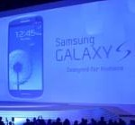 samsung Galaxy S 3 pictures on event