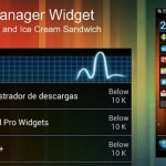 ICS Task Manager Widget review for android