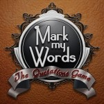 mark my words game review